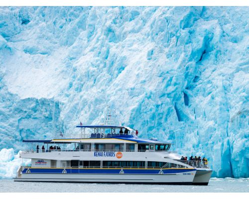 6 Hour Kenai Fjords National Park Cruise