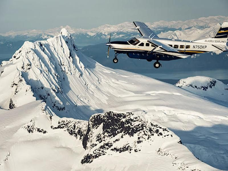Small Planes: What It's Like Flying The Inside Passage