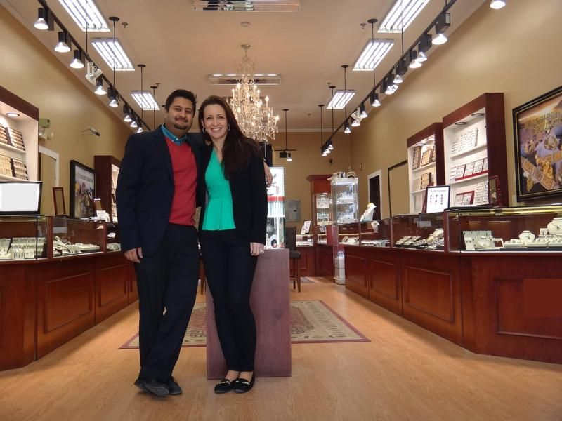 Aurora Jewelers Offers Jewelry You Just Won't Find Back Home