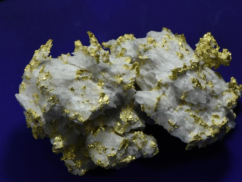 Gold Quartz: A Rare Form Of Gold