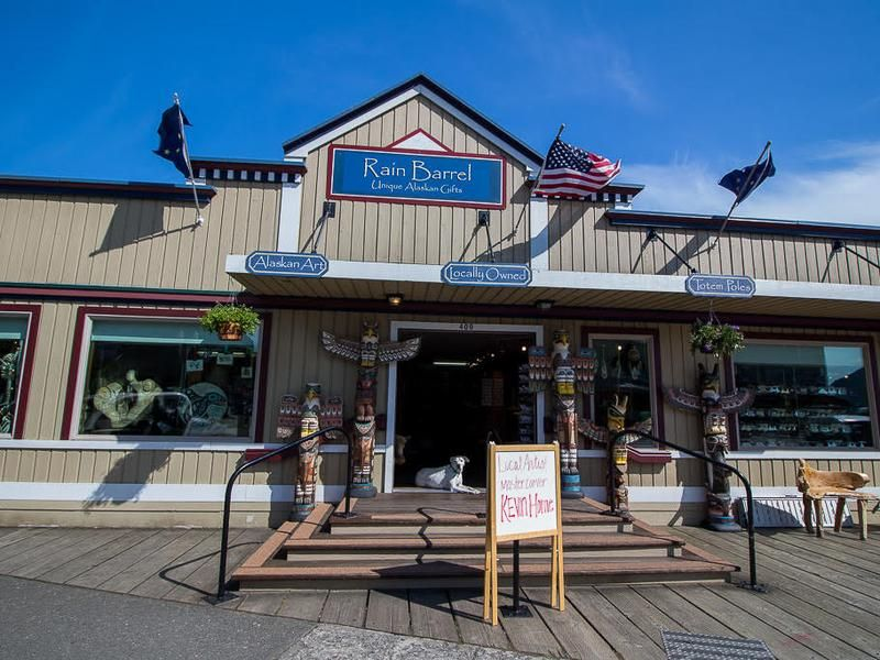 Ketchikan's Rain Barrel Gift Shop Is A True Family Affair - And Your Family