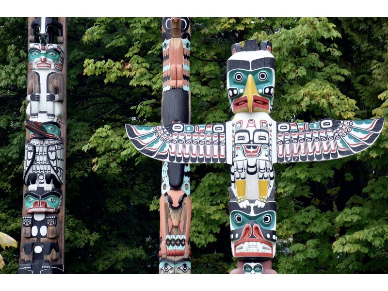 What are Alaskan Totem Poles and What Do They Mean?