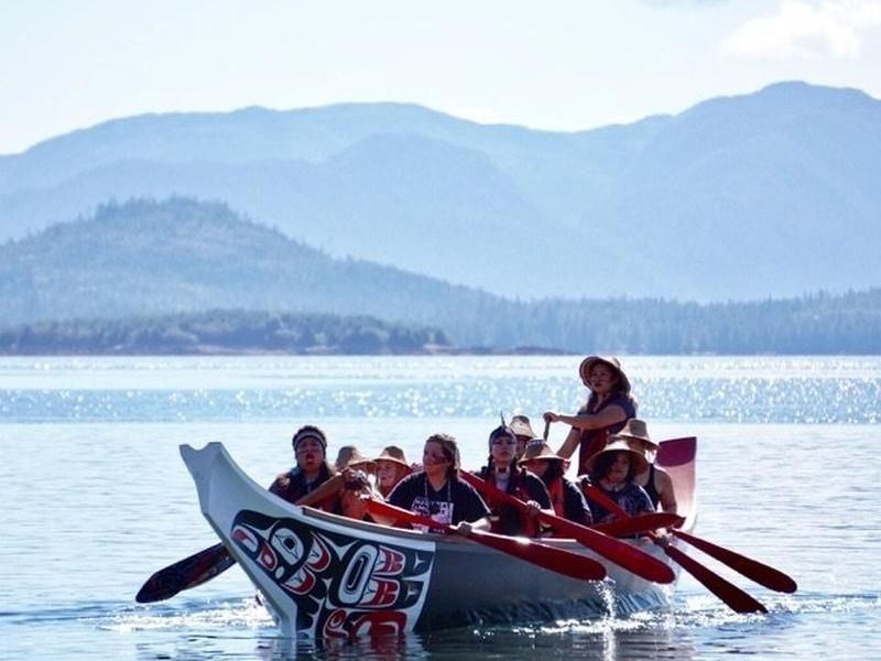 The Alaska Canoe Experience Is A Spiritual Journey Into First Peoples' History