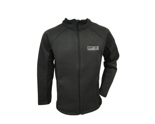 Mens Coarse Weave Fleece Alaska Jacket