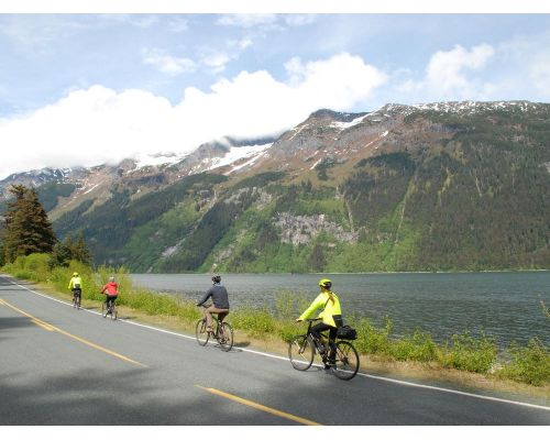 Haines Bike, Hike & Brew