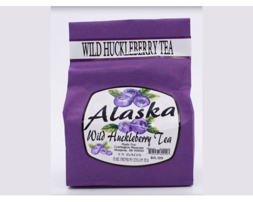 Wild Huckleberry Tea