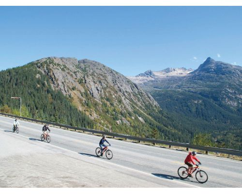 Klondike Summit To Sea Bicycle Tour