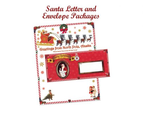 Letter From Santa For Baby's and Kids