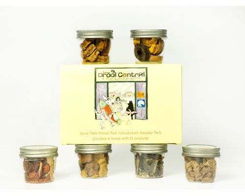 Good Paws Friend Pack: Introductory Sampler Pack