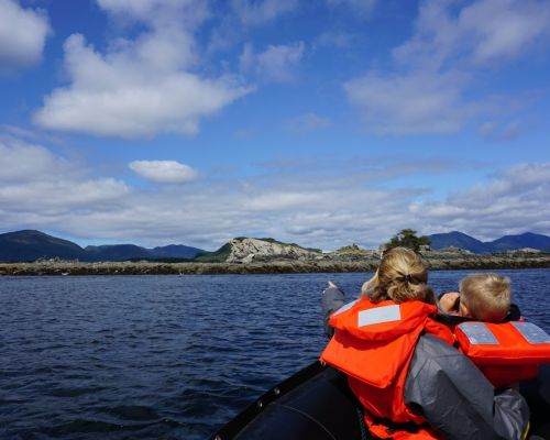 Alaska Ocean Wilderness Expedition