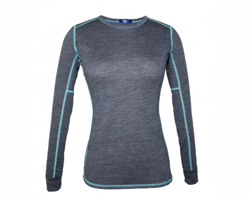 Women's Firn Line Long Sleeve Merino Wool