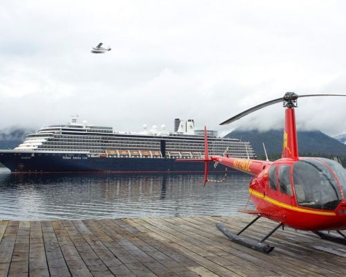 Ketchikan Roundabout Helicopter Tour