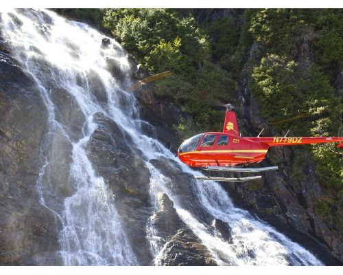 Mahoney Falls Helicopter Tour