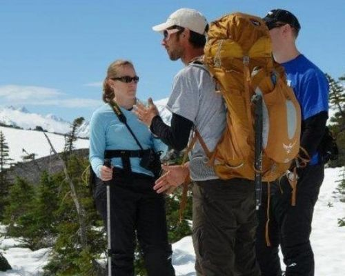 Alpine Snow Shoe & White Pass Railway Adventure