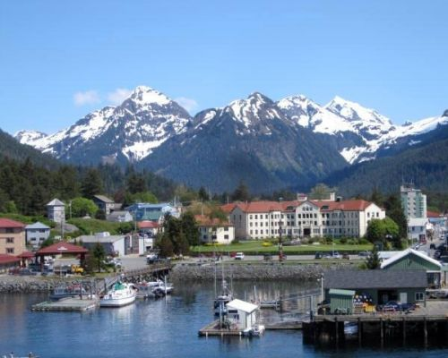 Premium Sitka Scenic Tour With Private 7-Passenger Van