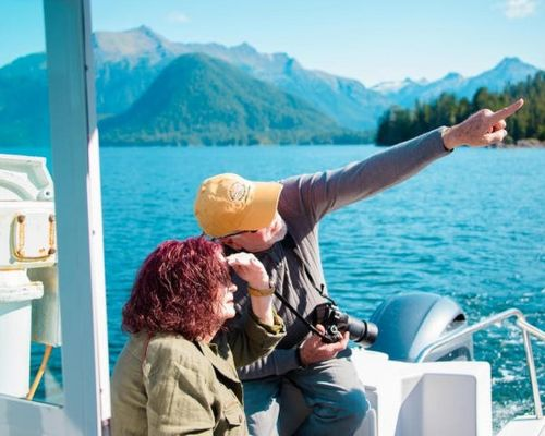 Sitka Marine Adventure Private Tour