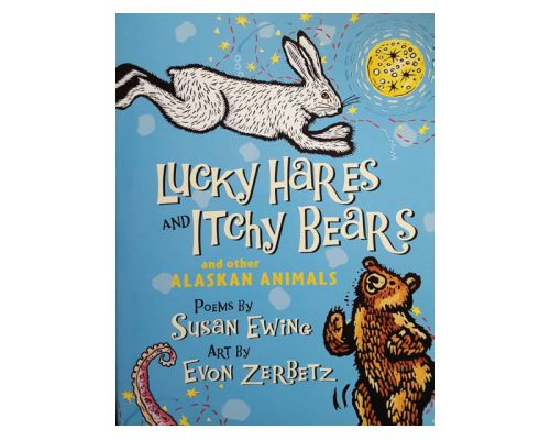 Lucky Hares & Itchy Bears Softcover Kids Book