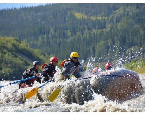 Canyon Whitewater Run