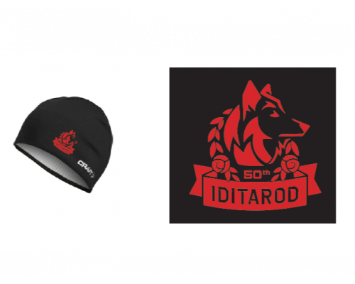 Iditarod Race Hat
