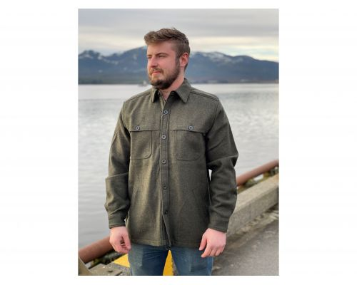 Men's Halibut Jacket