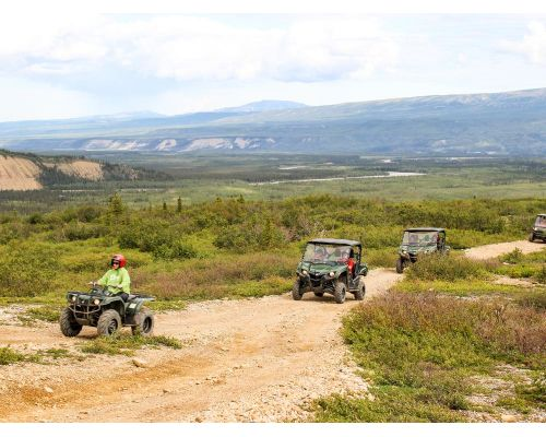 Denali ATV Trailblazer