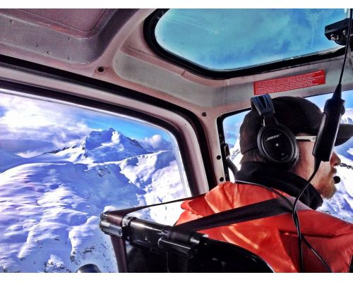 Juneau Helicopter Pilot's Choice Tour