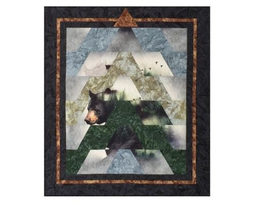 Quick As A Bear Quilt Kit