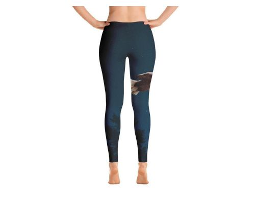 Bald Eagle Leggings