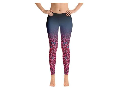 Bog Cranberry 2 Leggings