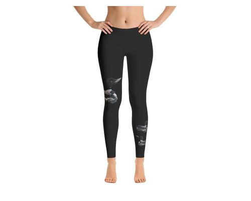 Common Loon Leggings