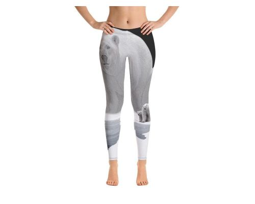 Polar Bear 2 Leggings