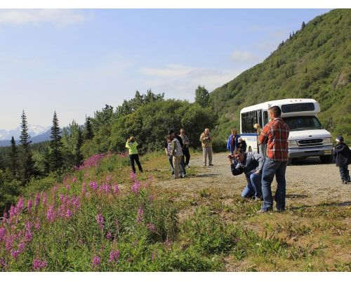 Skagway & Yukon Private Charter Tour
